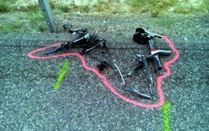 Convoquen una marxa lenta de bicicletes en record dels dos ciclistes atropellats mortalment a Soses