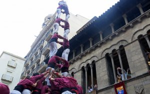 Els Castellers de Lleida