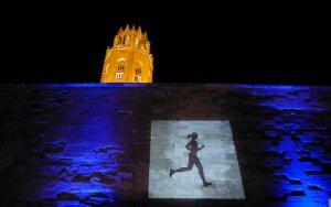 La 4a Lleida Night Run torna a recórrer de nit el Turó de la Seu Vella