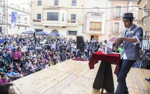 La Fira Montgai Màgic arriba a la 8a edició amb una vuitantena d'espectacles