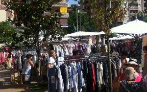 Imatge del mercat de l'any passat