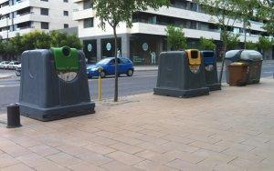 Lleida augmenta en 400 el nombre de contenidors de recollida selectiva
