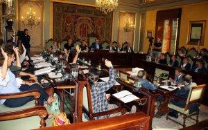 L'oposició tomba l'aprovació del Compte General del 2015 de l'Ajuntament de Lleida