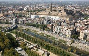 Roben aliments a una entitat solidària del Barri Antic de Lleida