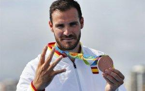 Saúl Craviotto continua fent historia sumant la quarta medalla olímpica