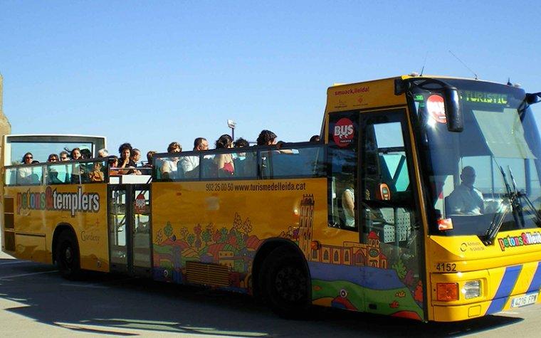 El bus turístic de Lleida