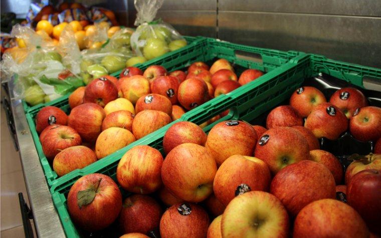 Imatge d'arxiu de fruita