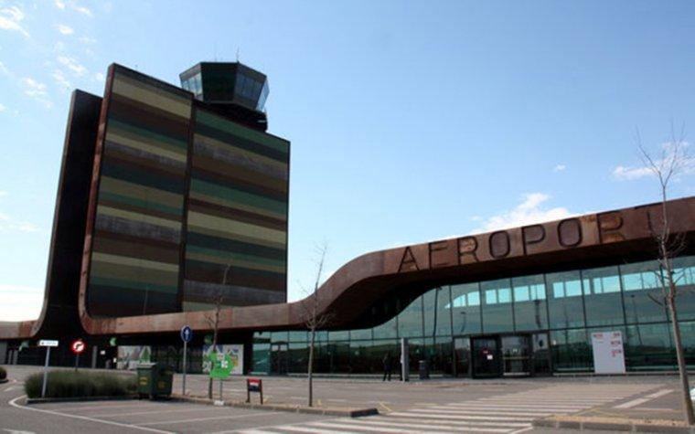 L'Aeroport de Lleida-Alguaire rep prop de 35.000 viatgers durant el 2016, uns 1.500 més que l'any anterior