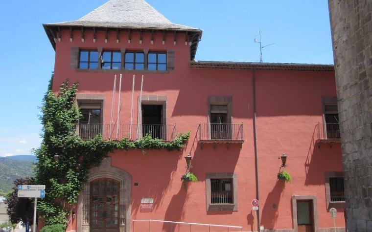 Imatge de l'ajuntament de la Seu d'Urgell