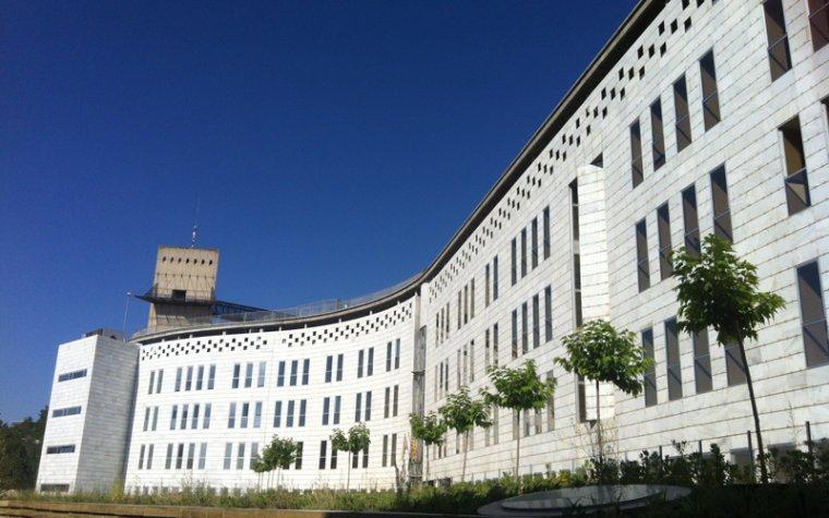 Imatge de l'Audiència de Lleida