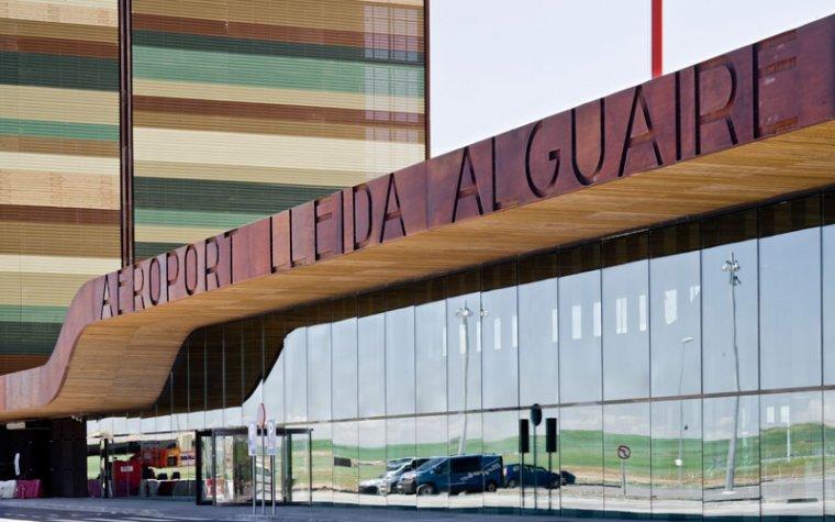 Imatge de l'aeroport