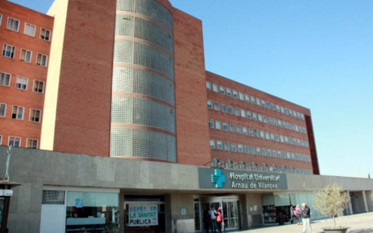 Imatge de l'hospital lleidatà