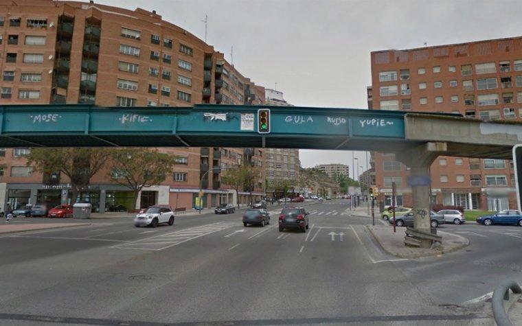 Imatge d'un radar de Lleida