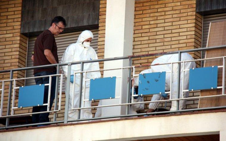 Presó provisional sense fiança per al detingut pel crim d'Alfarràs