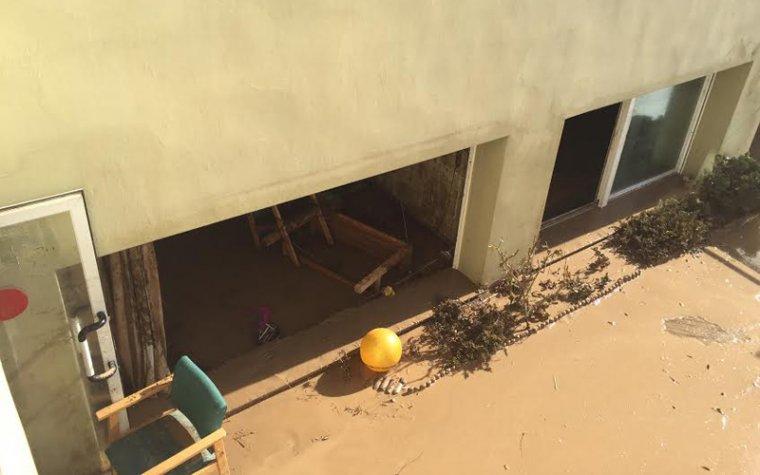 Protecció Civil diu que la residència d'Agramunt ja s'havia inundat anteriorment