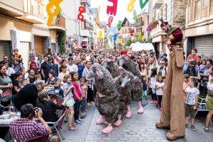 Imatge de l'espectacle Rats, a l'Esbaiola't