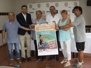 Presentació de l'Open Ciutat de Lleida
