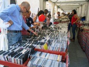 Imatge d'arxiu del Mercat de la Música de Lleida.