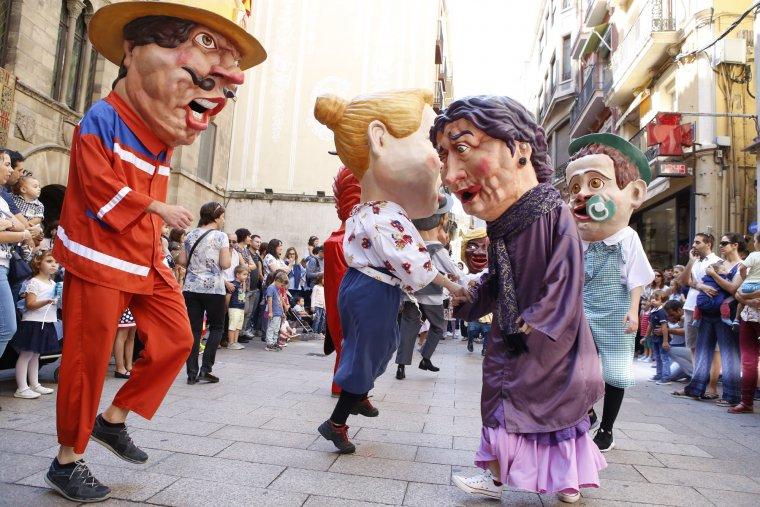 Imatge de les Festes de la Tardor de Lleida