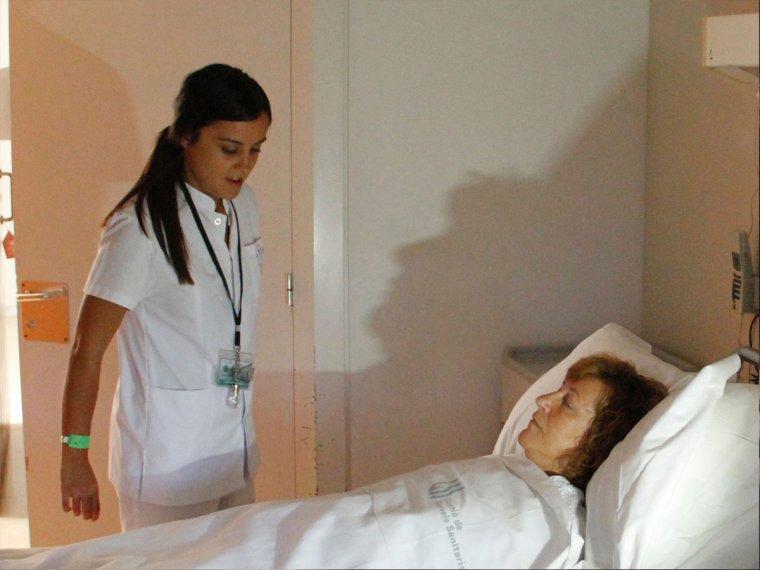 Les infermeres realitzen entrevistes als pacients
