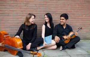 El trio Khalo participa al festival Musiquem Lleida