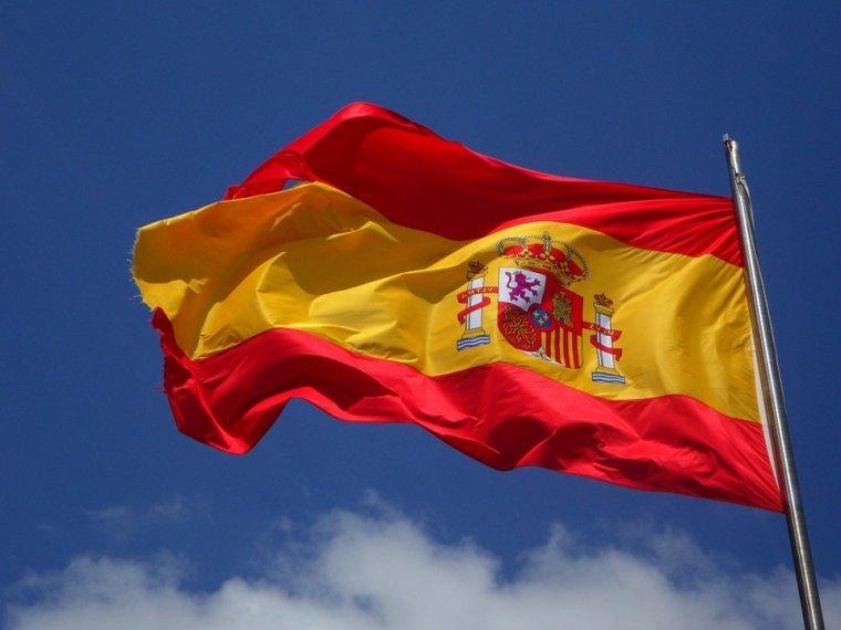 Imatge de la bandera espanyola