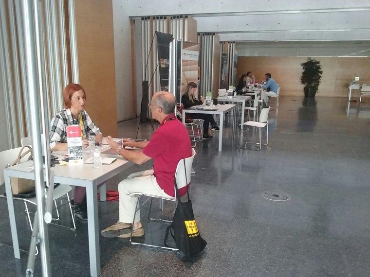 Imatge de la trobada a Girona