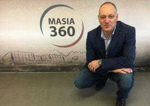 Carles Folguera, director de La Masia del Barça