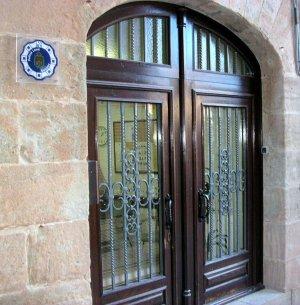 Imatge de la caserna de la policia local de Solsona
