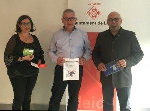 Imatge de la presentació a Lleida