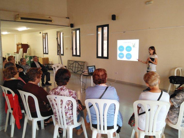 Curs de memòria a Artesa de Lleida