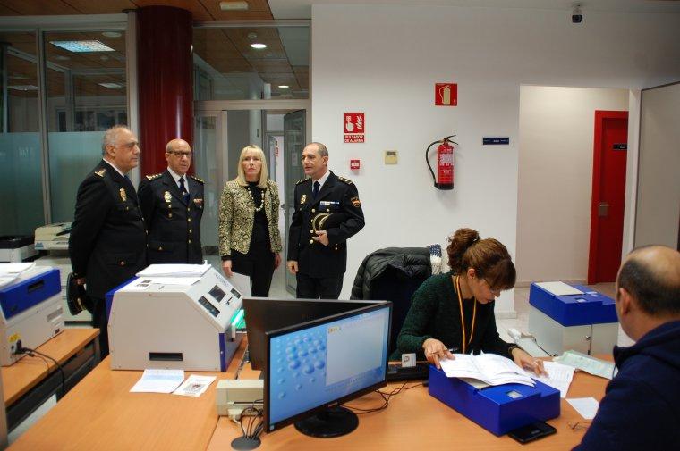 Imatge de les noves oficines
