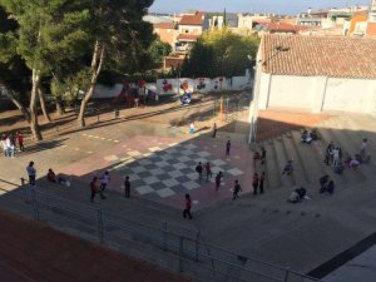 Imatge de l'escola