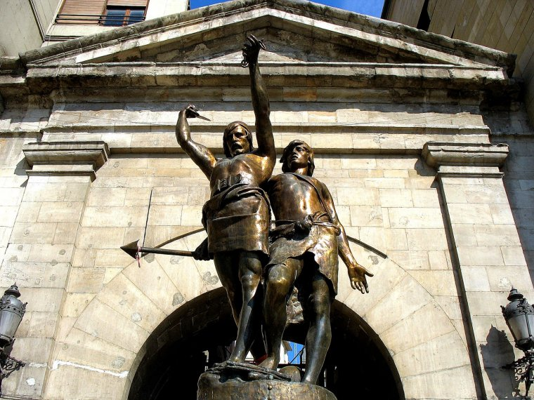 Indíbil i Mandoni de Lleida