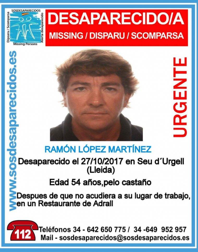 Ramón López Martínez.