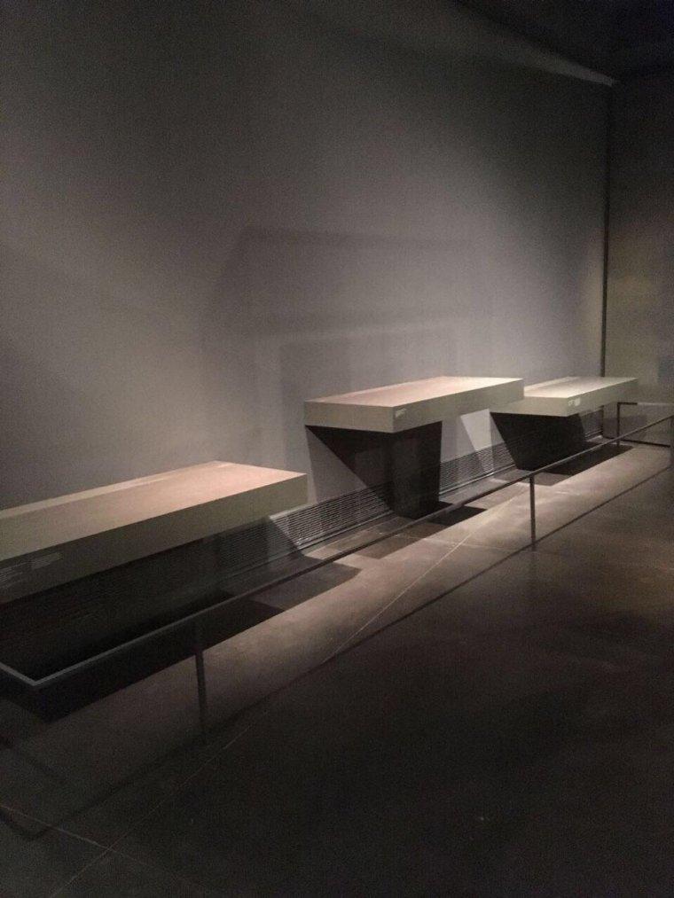 El Museu de Lleida sense les peces que s'han traslladat aquest dilluns a Sixena.
