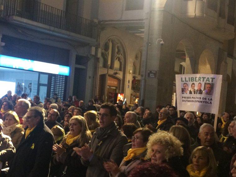 Imatge de la plaça Paeria