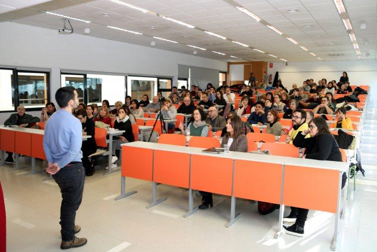 Lleida ha acollit aquests dies un congrés que reivindica la diversitat sexual i de gènere.