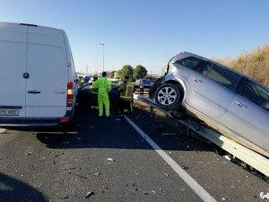 L'accident s'ha registrat a l'N-240.