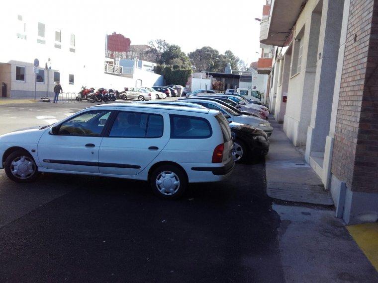 Imatge del carrer del Sícoris