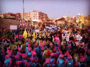 Imatge del Carnaval de Tàrrega del 2017