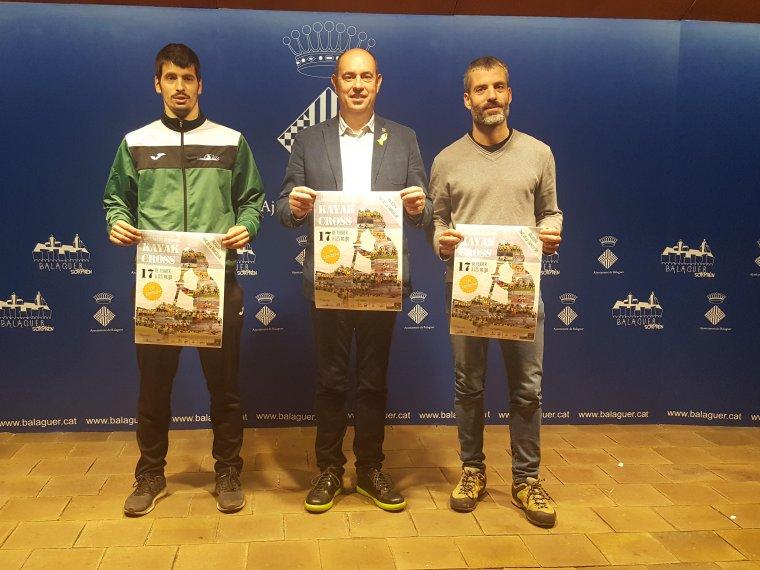Presentació del Kayac Cros de Balaguer