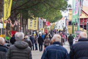 La Fira de Sant Josep de Mollerussa ha rebut milers de visitants