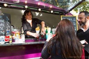 Una altra imatge d'arxiu d'una food truck del Rumm Festival