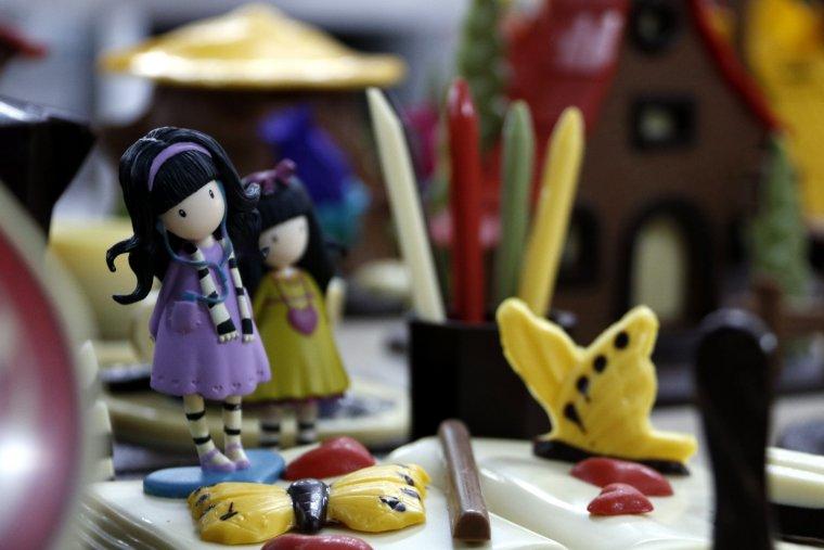 Detall d'una de les mones que més demanaran els petits de la casa durant aquesta Pasqua