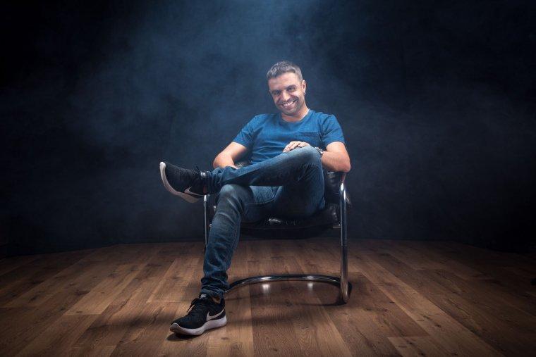 El cantant català, Manu Guix