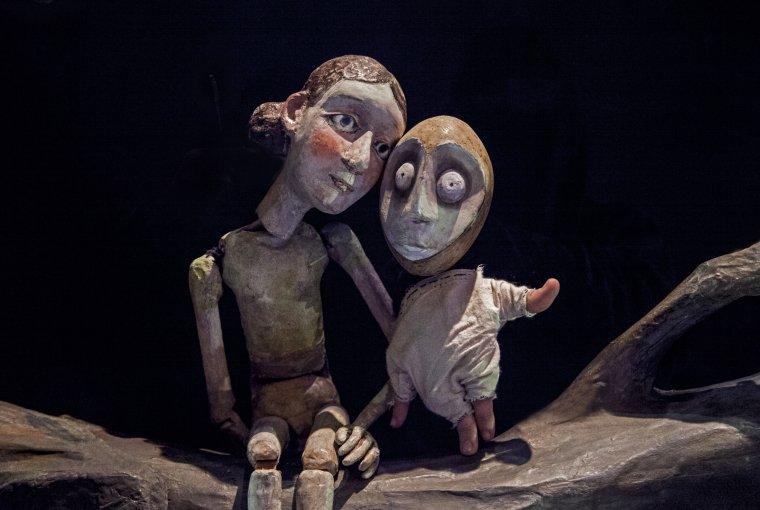Imatge de l'espectacle «Historia de una semilla» des andalusos La Maquiné