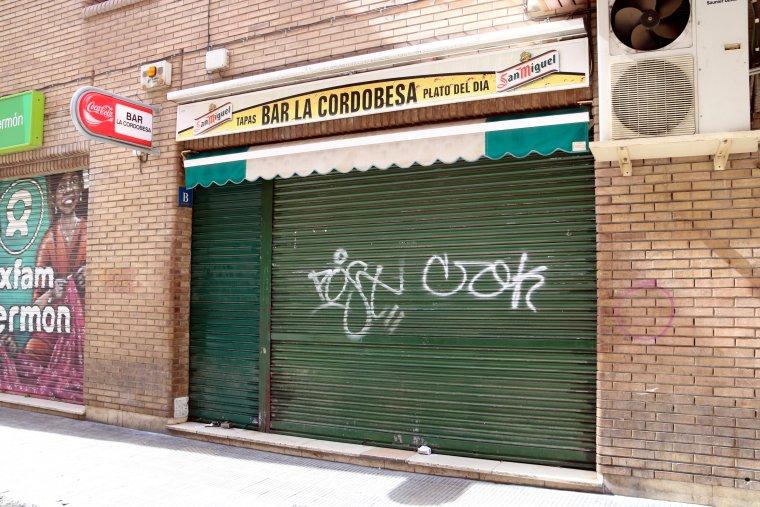 Imatge del bar La Cordobesa