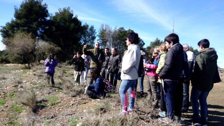 Imatge d'una activitat d'Ecoactivitats