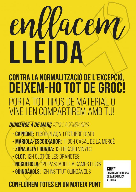 Programa informatiu d'#EnllacemLleida